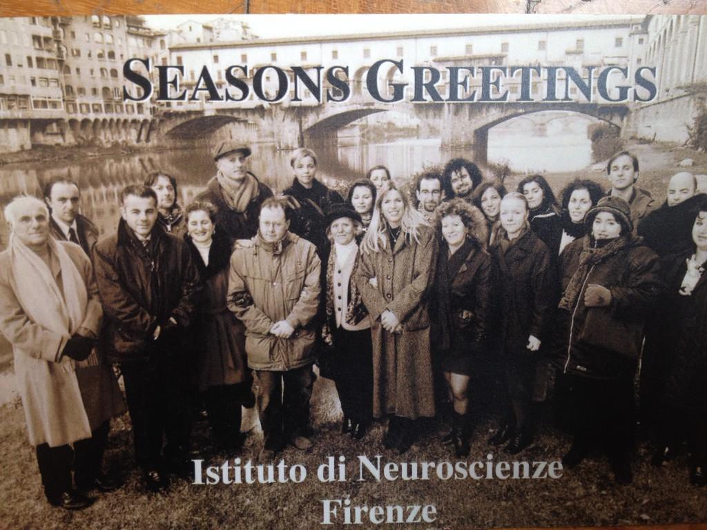 Istituto di Neuroscienze 1998