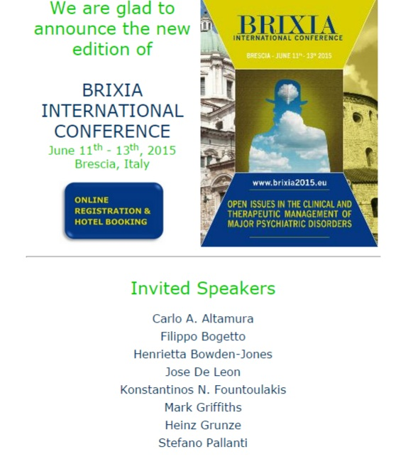 Brixia International Conference