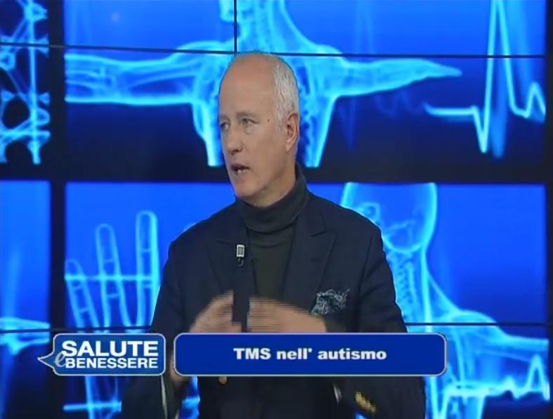 TMS nell'Autismo Prof. Stefano Pallanti