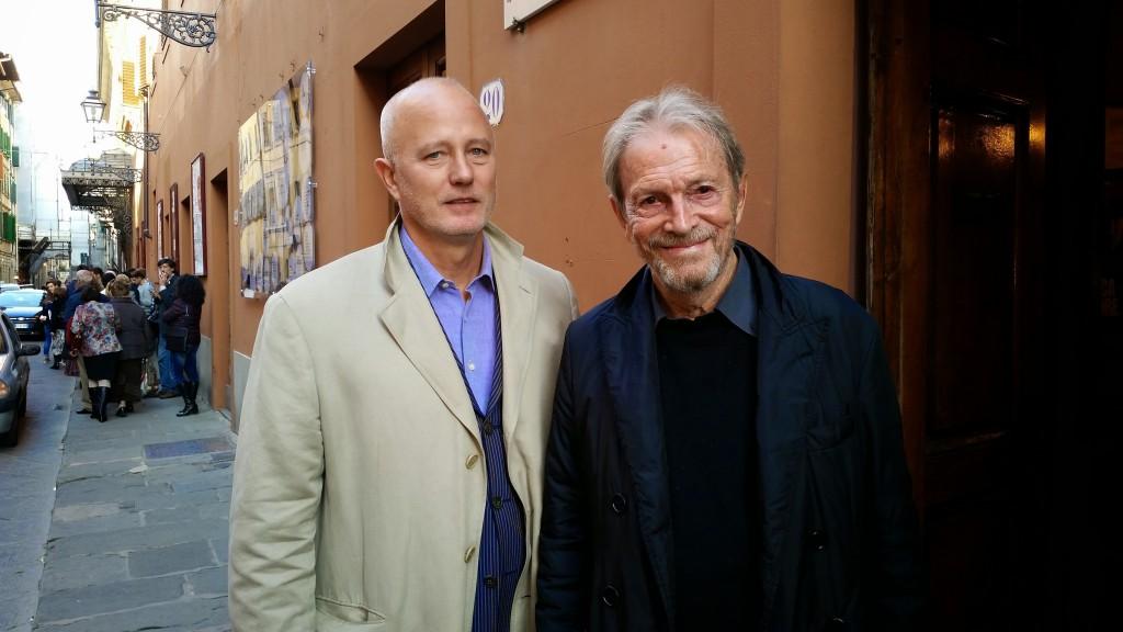 Umberto Orsini e Prof. Stefano Pallanti