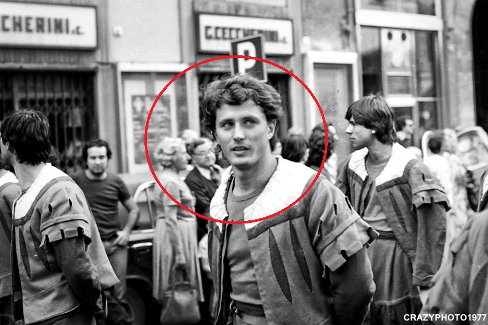 Prof. Stefano Pallanti - Calciante (1978)