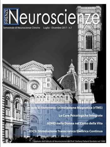 Firenze Neuroscience  journal of Prof. Stefano Pallanti
